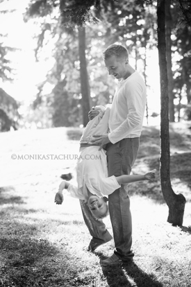 Father and son/ Monika Stachura Photography