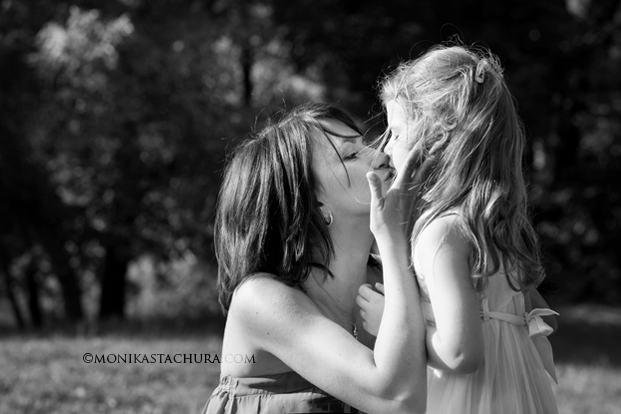 Mother and daughter/ Monika Stachura Photography